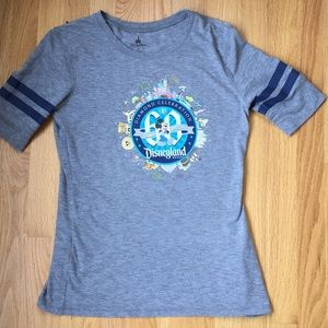 Disneyland 60th Anniversary tee shirt